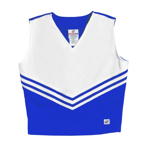 V-Neck Cheerleading Shell