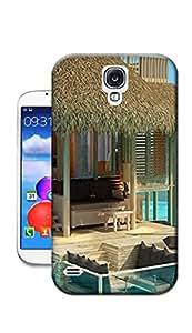 Hangbin Beach TPU phone case for Samsung s4