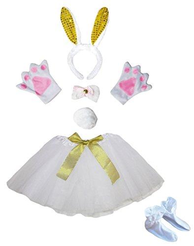 Petit (Glitter Sparkle Bunny Costumes Set)