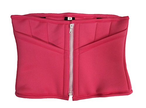 Concealed Carry Neoprene Corset Pink product image