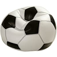42.5 x 43.5 x 26 Sports Fan Beanless Bag - Soccer Ball