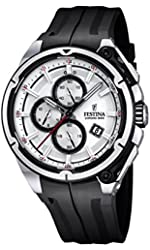 Festina F16882-1 Mens 2015 Chrono Bike Tour De France Black Watch