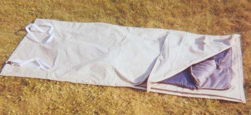 Canvas Sleeping Bag Bedroll - 1