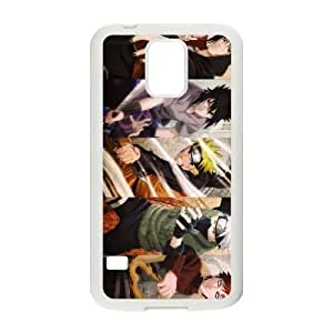 samsung galaxy s5 White Naruto phone case cell phone cases&Gift Holiday&Christmas Gifts NVFL7N8825670