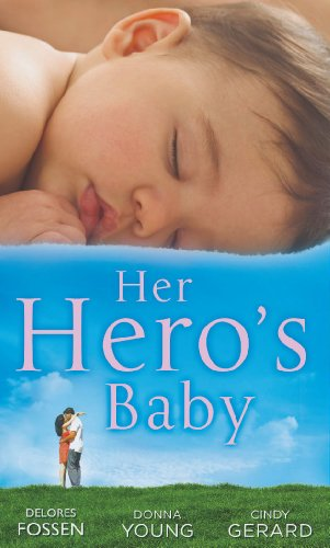 book cover of Her Hero\'s Baby