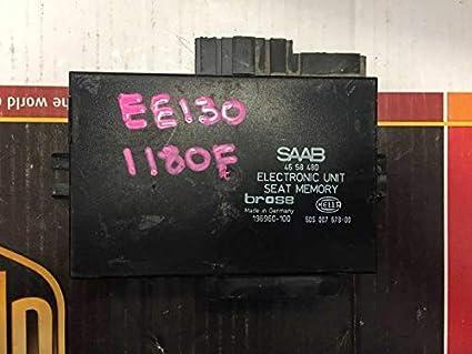 Amazon com: Chassis ECM Memory VIN E 4th Digit Seat Fits 99-10 SAAB