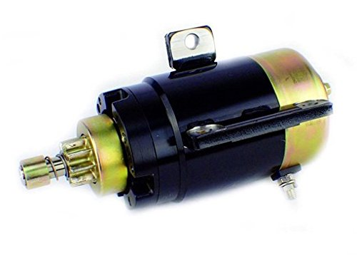 Sierra 18-6423 Starter for Select Yamaha Outboard 75-90 HP Engines -