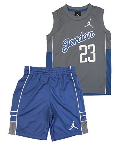 Nike Jordan Jumpman Boy Tank-Top & Short, Size 6 ()