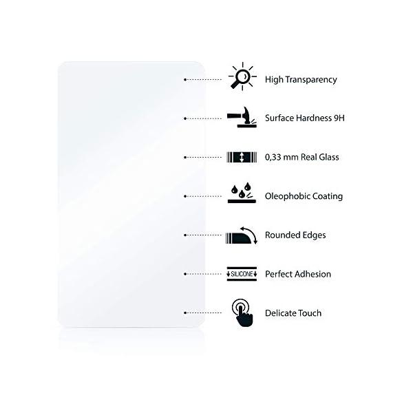 savvies Verre Trempé Compatible avec Suunto 3 Fitness (3 Pièces) Vitre Protection Ecran, Film Trempé de Verre, Dureté 9H accessoires de fitness [tag]
