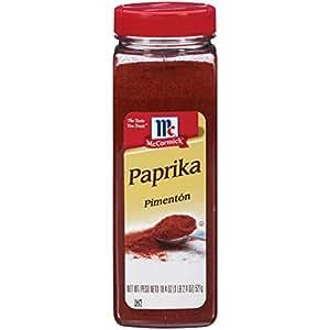 McCormick Paprika, 18.4 oz
