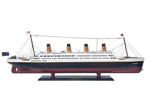 Handcrafted Nautical Decor RMS Titanic 40