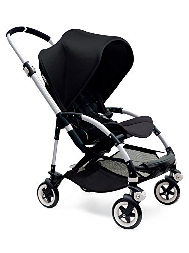 Bugaboo Bee3 Complete with Aluminum Base and Black Seat