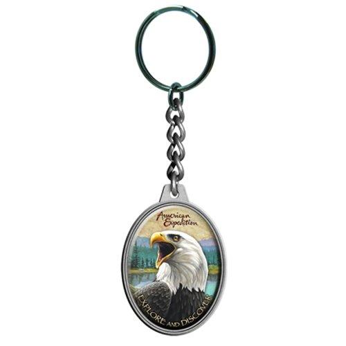 Bald Eagle Keychain (American Expedition Keychain (Bald Eagle))
