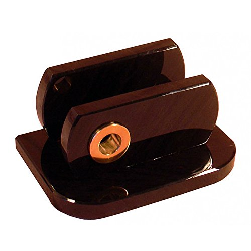 Business card holder made of natural obsidian | business gift | corporate gift | visit card holder - Central Galleria