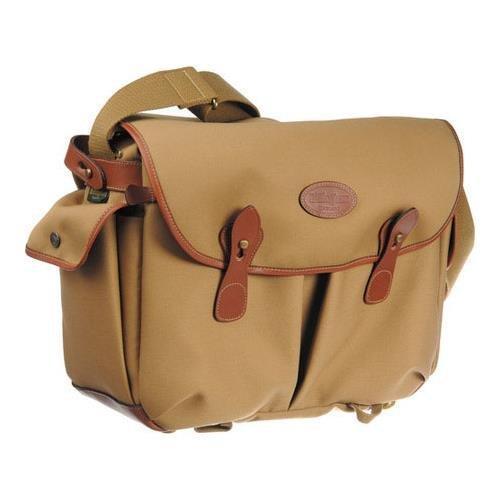 Billingham Packington Canvas Bag for Camera - Khaki/Tan by Billingham (Image #3)