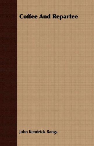 Coffee And Repartee pdf epub