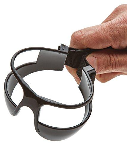 Unique Sports Dribble Specs Basketball Training Help, Black – DiZiSports Store