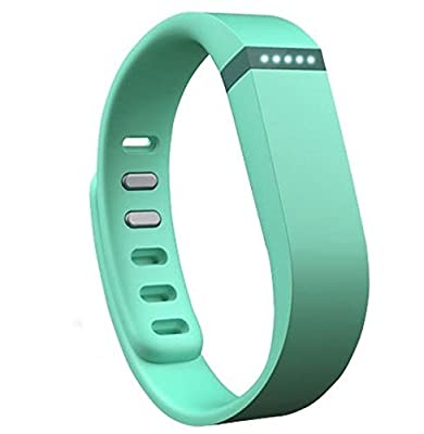 Dealzip Inc® Fitbit Flex Wristband Replacement Accessory,Teal,Large