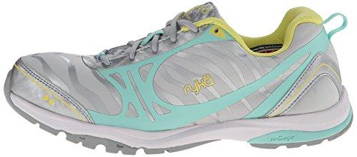 Ryka Fit Pro 2 Mujer US 5 Gris Zapatos Deportivos