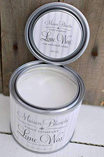 Maison Blanche Paint Company White Chalk Lime Wax by Maison Blanche Paint Company