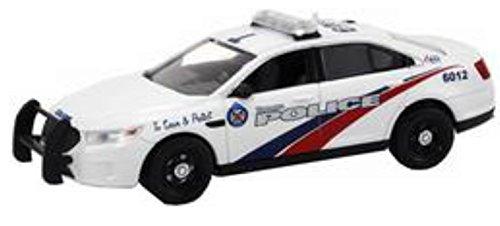 1/43 フォード トーラス インターセプター トロント市警察 カナダ (ホワイト×レッド×ブルー) FR-FDS-108