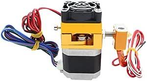 3D Printer Parts Extruder ترقية MK8 Extruder 3D Printer Bowden Extruder فوهة 0.4 مم مدخل التغذية القطر 1.75 خيط