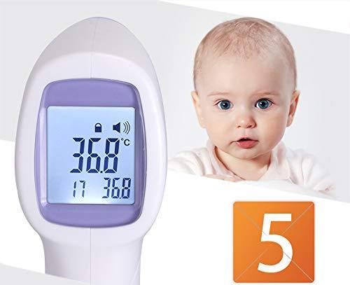 Term/óMetro Digital Beb/é Term/óMetro Infantil Frente Binaural Infrarrojo Term/óMetro Sin Contacto Temperatura Term/óMetro Port/áTil Term/óMetro Electr/óNico Medici/óN R/áPida Y Precisa La Tempera