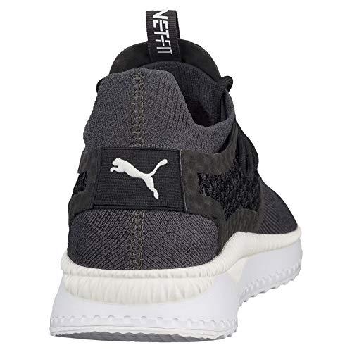Netfit Puma v2 Sneaker white Evoknit Black asphalt Tsugi ZxwSqx5