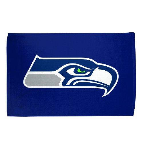 NFL Seattle Seahawks 15-by-18 Rally Towel