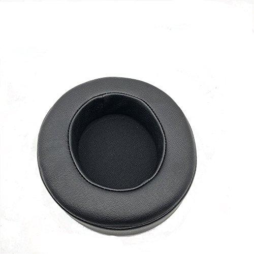 Ear Pads Replacement Earpads for Razer Kraken Pro V2 Oval Ear Cushions - Analog Gaming Headset Ear Pad/Ear Cushion/Ear Cups/Ear Cover (Black)