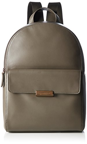 MANDARINA DUCK Hera 2.0 Backpack with Zip Mud