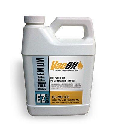 VacOil Elite Z Grade Vacuum Pump Oil - 1 (Leybold Vacuum Pumps)