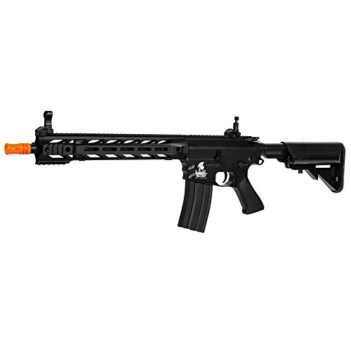 Lancer Tactical Interceptor SPR (Black LT-25B)