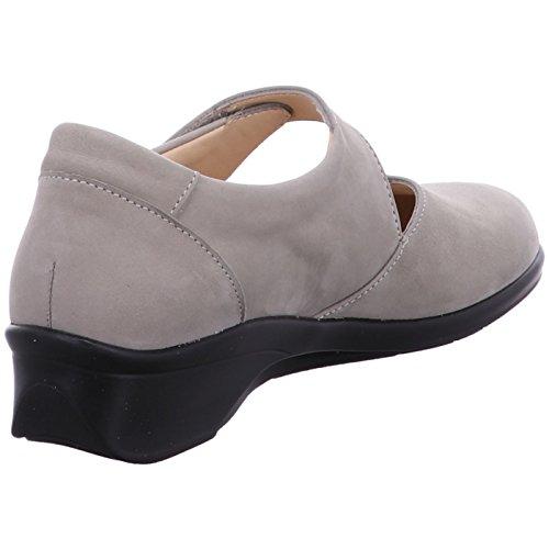Scarpe grigio Finn stringate Comfort Grigio donna z58FAqw