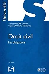 Droit civil. Les obligations - 14e éd.