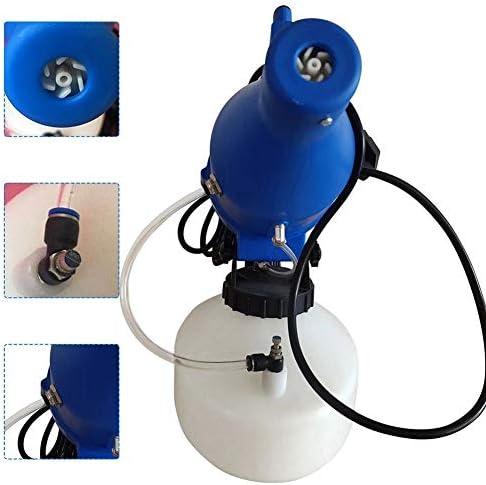 4.5Lインテリジェント電気ULV噴霧器、噴霧器、8-10M、いくつかの大規模な場所、ポータブル農業ガーデンツールに適し,110V