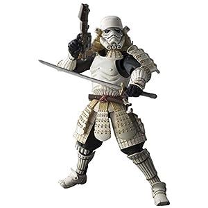 "Bandai Tamashii Nations Movie Realization Ashigaru Storm Trooper ""Star Wars"" Action Figure - 41llRr2lKQL - Bandai Tamashii Nations Movie Realization Ashigaru Storm Trooper ""Star Wars"" Action Figure"