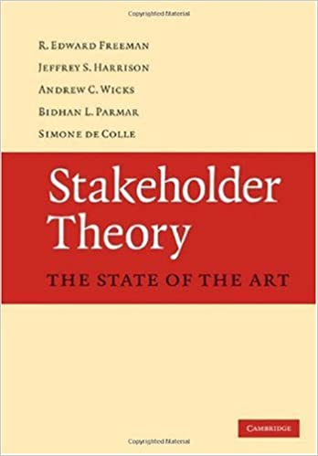 Amazon.com: Stakeholder Theory: The State of the Art eBook ...