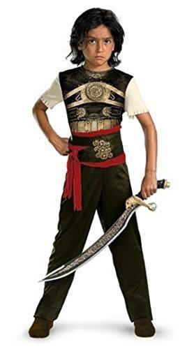 Dastan Classic Costume, Child S(4-6) by (Dastan Classic Child Costumes)