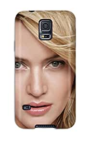 Flexible Tpu Back YY-ONE For Galaxy S5 - Actress Celebrity
