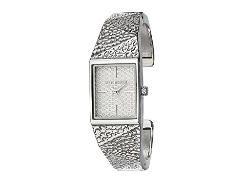 G I Guy Costumes (Steve Madden Women's Quartz and Stainless Steel Casual Watch, Color:Silver-Toned (Model: SMW041))