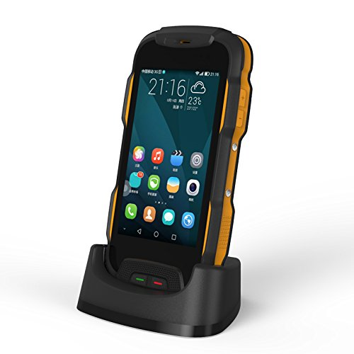 Sudroid Oinom T9 Android Waterproof 4 Inch Outdoor 5200mAh 4g lte Mobile Rugged Shockproof IP68 Dual Sim Smart Phone by Sudroid