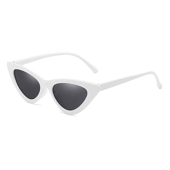 MEIHAOWEI Nuevo Gafas de sol ojo de gato Gafas de sol caja ...