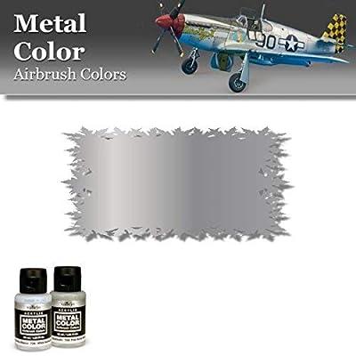 Vallejo Jet Exhaust Metal Color 32ml Paint: Toys & Games