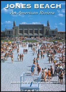 Jones Beach: An American Riviera (History of Jones Beach, on Long Island's South Shore) VHS VIDEO
