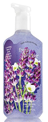 Bath & Body Works Deep Cleansing Hand Soap French Lavender