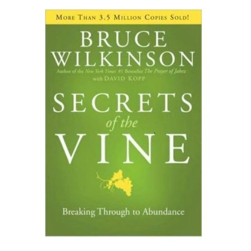 Secrets of the Vine: Breaking Through to Abundance (Breakthrough Series)