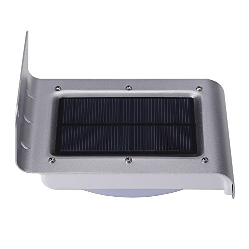 Solar Motion Sensor Light,Boens 16 LED Sensor Lamp Waterproof Outdoor wall Lights led lamps Solar Power Motion Sensor Garden Security Lamp by Boens