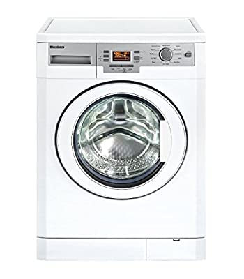 Blomberg WM77120 12 Program 7 kg Load Capacity Washing Machine, White