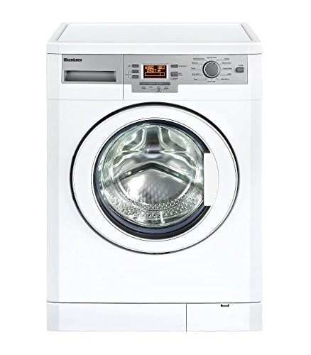 Blomberg WM77120 12 Program 7 kg Load Capacity Washing Machine, White